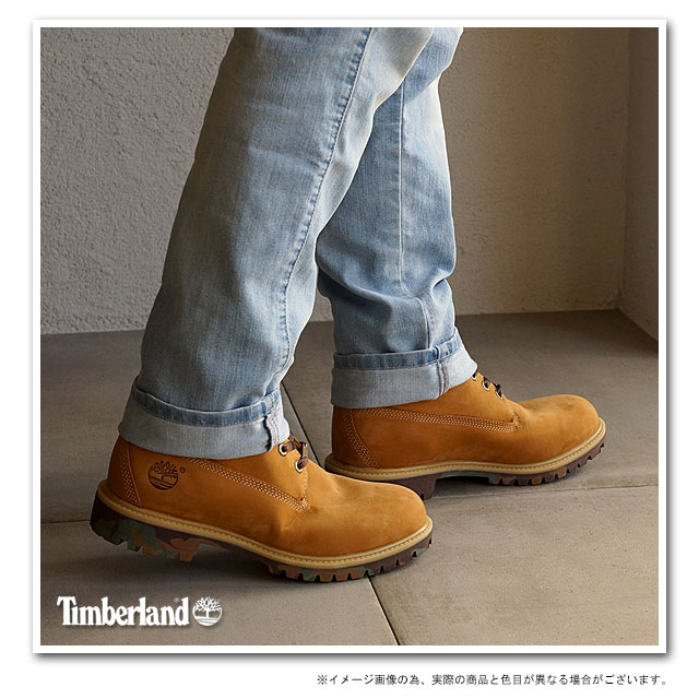 Timberland Boots 6IN PREM WHEAT