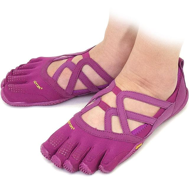 Vibram FiveFingers Vibram five fingers Womens ALITZA LOOP Magenta Vibram  five fingers five finger shoes barefoot (15W480337) 372afffad6