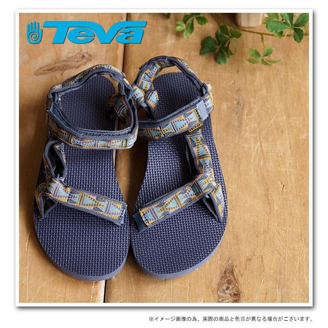 de20aebbc0aa Teva Teva Lady s sandals WMN Original Universal original universal sports  sandals WMN strap sandals WMN MOSAIC VINTAGE INDIGO (1003987-MVIN SS15)  shoetime