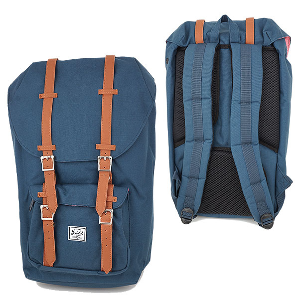00fa42fa4 Herschel Supply Herschel supply bag Little America little America backpack  (daypack, backpack) Navy ...