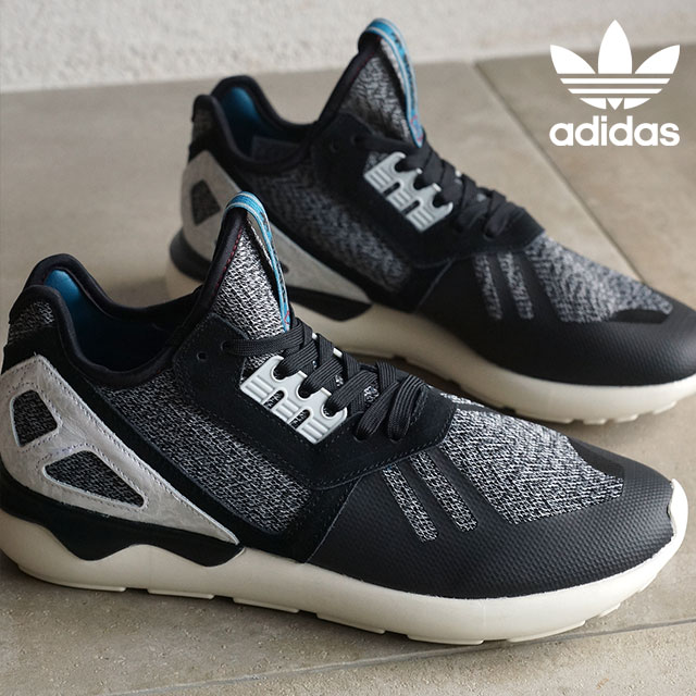 buy popular 6ba5c 80f2f Adidas originals tubular runner core black / bold ONIX / off white adidas  Originals TUBULAR RNR sneakers mens Womens AQ5404 SS16