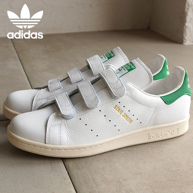 Adidas originals Stan Smith comfort Velcro men gap Dis adidas Originals STAN  SMITH CF AQ3191 SS16 4c495121b