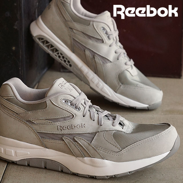 b5df1152efabbf Reebok classics men s women s sneaker ventilator Supreme EC Reebok CLASSIC  VENTILATOR SUPREME EC TIN GREY CH SOLID GREY WHITE (V68694 SS16)