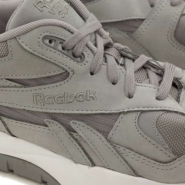 Reebok classics men s women s sneaker ventilator Supreme EC Reebok CLASSIC  VENTILATOR SUPREME EC TIN GREY CH SOLID GREY WHITE (V68694 SS16) 3546b8c83