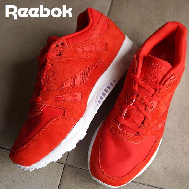 69bfd8d98e7 Reebok classics men s women s sneaker ventilator SMB Reebok CLASSIC  VENTILATOR SMB motor red   white (V68020 SS16)