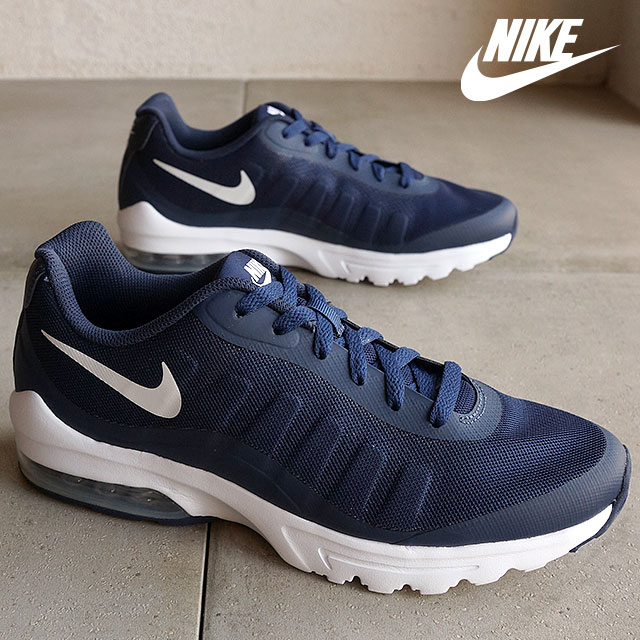 best sneakers 0e7f5 b95b8 NIKE Mens sneakers Air Max in bigger NIKE AIR MAX INVIGOR Midnight Navy    white (749680-414 SS16)