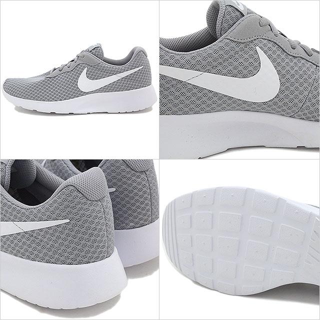 02d28ffb26af5 NIKE Mens sneakers Tanjung NIKE TANJUN Wolf grey   white (812654-010 SS16)