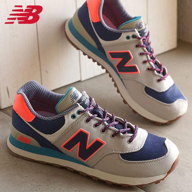 fd0a2f8122fc New Balance men gap Dis sneakers newbalance ML574 STONE GRAY (ML574EXC  SS16) shoetime