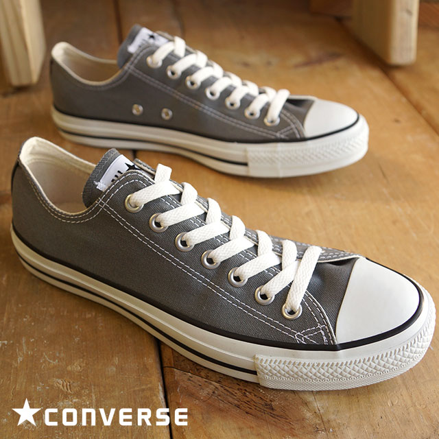 Converse canvas all stars low frequency cut CONVERSE CANVAS ALL STAR OX charcoal (32166751) shoetime