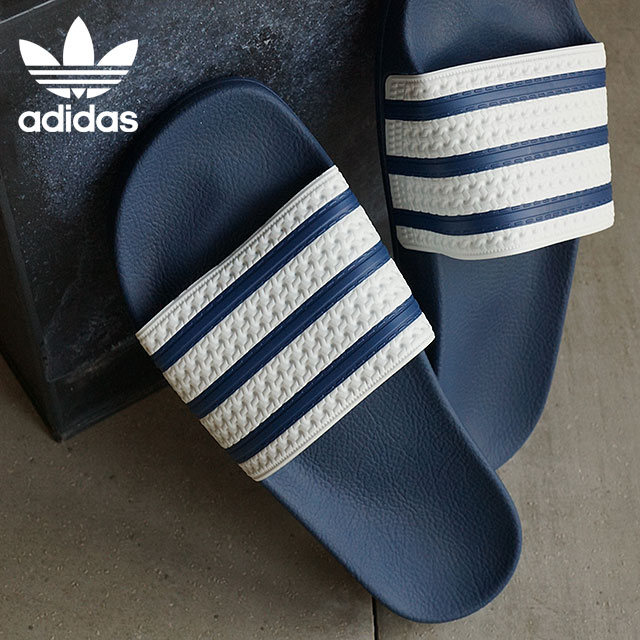 ef63e50b012 Adidas originals adiliette shower Sandals mens Womens adidas Originals  ADILETTE AdBlue   white   AdBlue G16220 SS16