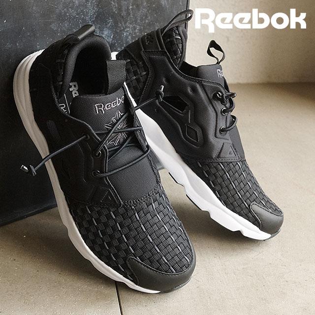 SHOETIME  Reebok classics men's Damens's sneaker fury light new new new woven ... 85098f