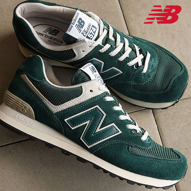 reputable site 89563 69177 New Balance men gap Dis sneakers newbalance ML574 GREEN (ML574FBF SS16)  shoetime