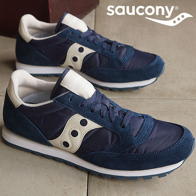 17721ad7097a Saucony mens Womens sneakers Lowepro Saucony ORIGINAL JAZZ LOWPRO DARK NAVY  (S2866-191 SS16)