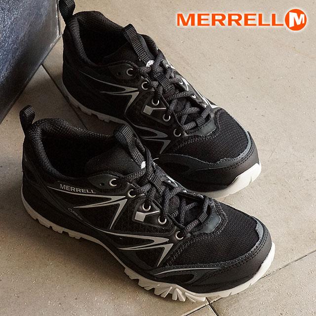 【在庫限り】メレル カプラ ボルト ゴアテックス MERRELL レディース WMN Capra Bolt GORE-TEX Black 靴 (35460 SS16)【ts】【コンビニ受取対応商品】