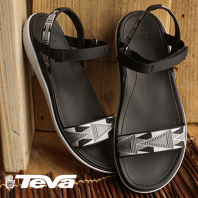 81e4258dd25a Teva Lady s terra float NOVA sandals Teva W TERRA-FLOAT NOVA BLK (1009808  SS16) shoetime
