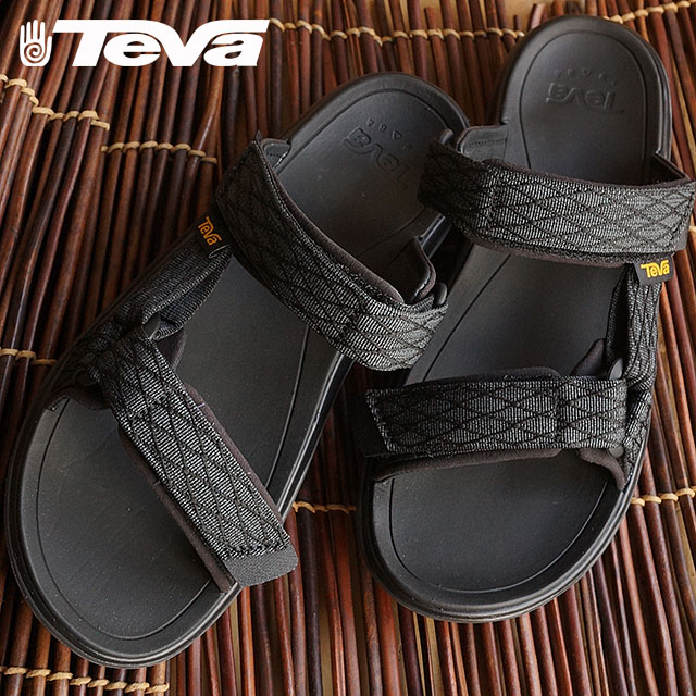 ca94c65c636d0 Teva men terra float slide sandals Teva M TERRA-FLOAT SLIDE BLK (1009814  SS16) shoetime