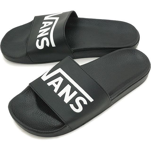 a5222d3754 VANS vans shower sandals men gap Dis SURF SLIDE-ON slide on (VANS) BLACK  (VN0004KIIX6 SS16) shoetime