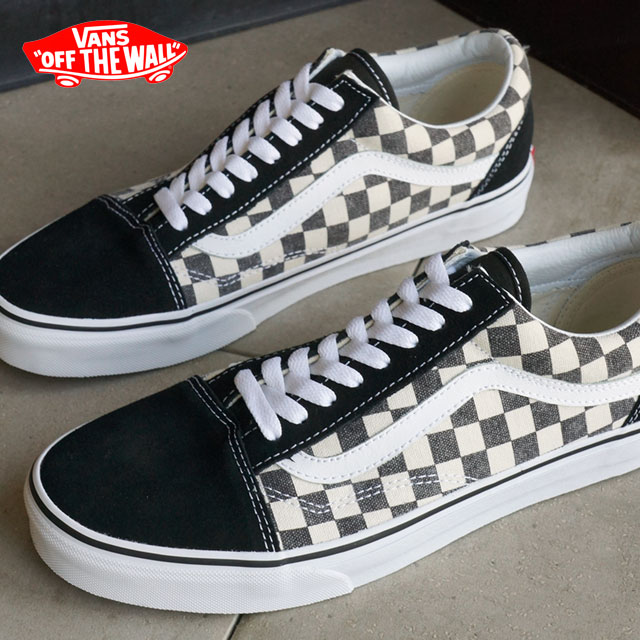 vans checkerboard black espresso