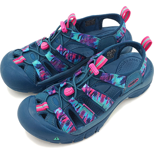 KEEN基恩女士凉鞋Newport H2 WOMEN纽波特H二Dead Dye 4(1014825 SS16)