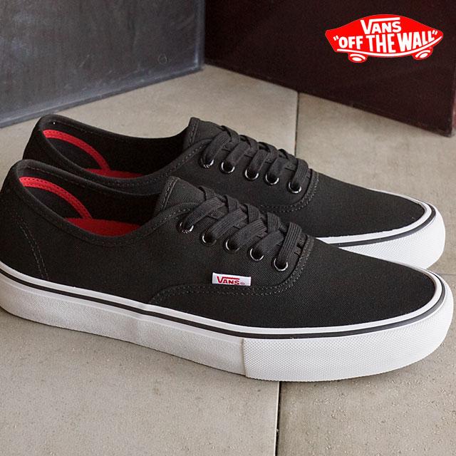 6119000663dae3 Vans men gap Dis skating shoes sneakers authentic professional VANS  AUTHENTIC PRO BLACK WHITE (VN000Q0DY28 SS16) shoetime