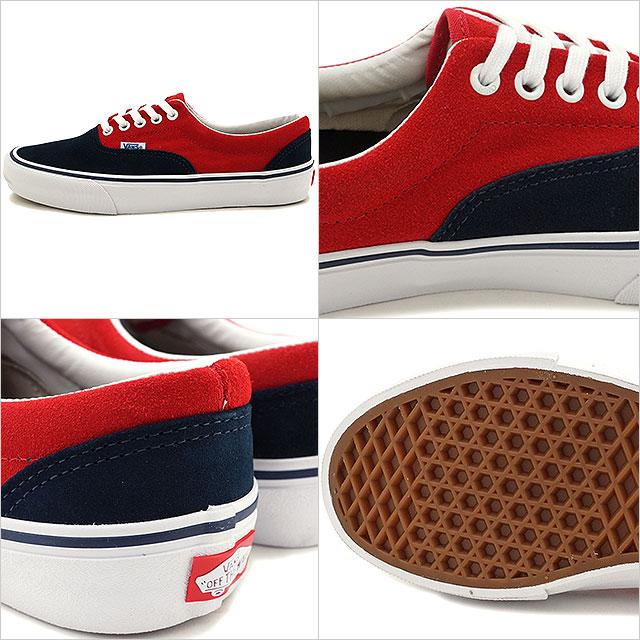 La Era Furgonetas Zapatos De Skate Pro - 76 Azul Marino / Rojo Uvpim9L9p9