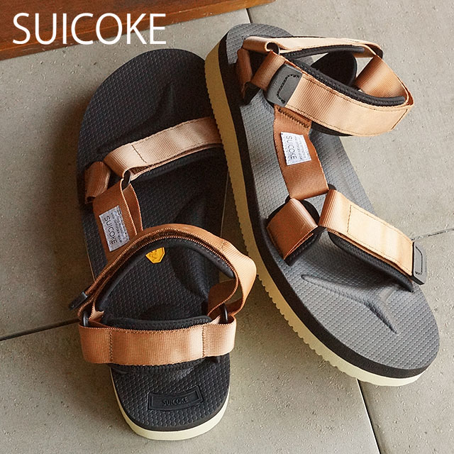91b000d97350 suicoke sicock mens Womens Vibram sole Sandals SUICOKE DEPA-V2 BROWN (OG-v2  022 SS16)