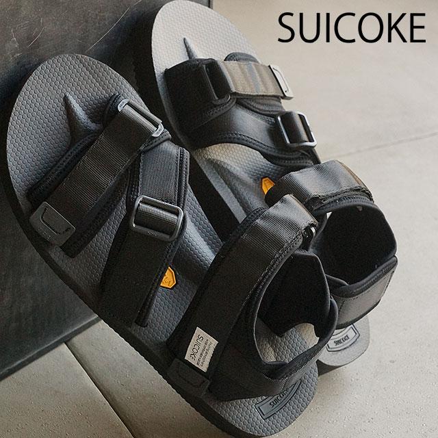 0170a8d4298f suicoke sicock mens Womens Vibram sole Sandals SUICOKE KISEE-V BLACK  (OG-044 V SS16)