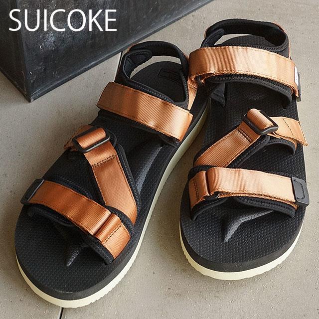 ec366feb6559 suicoke sicock mens Womens Vibram sole Sandals SUICOKE KISEE-V BROWN  (OG-044 V SS16)