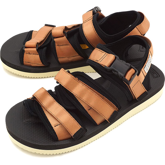 1d919e9fb57 ... suicoke Sui cook men gap Dis vibram sole sandals SUICOKE GGA-V BROWN (OG  ...