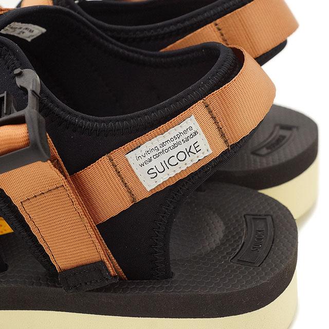 accce6f07b3 ... suicoke Sui cook men gap Dis vibram sole sandals SUICOKE GGA-V BROWN (OG