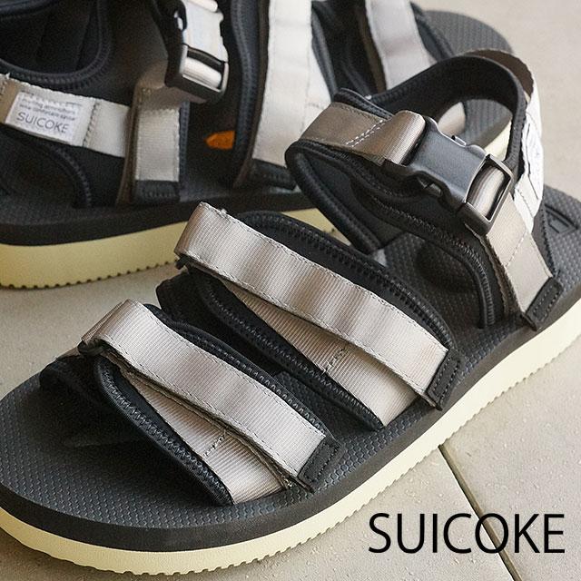 fa530d37770 suicoke Sui cook men gap Dis vibram sole sandals SUICOKE GGA-V GRAY (OG ...