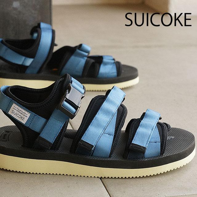 0e4265bd99c suicoke Sui cook men gap Dis vibram sole sandals SUICOKE GGA-V BLUE (OG ...