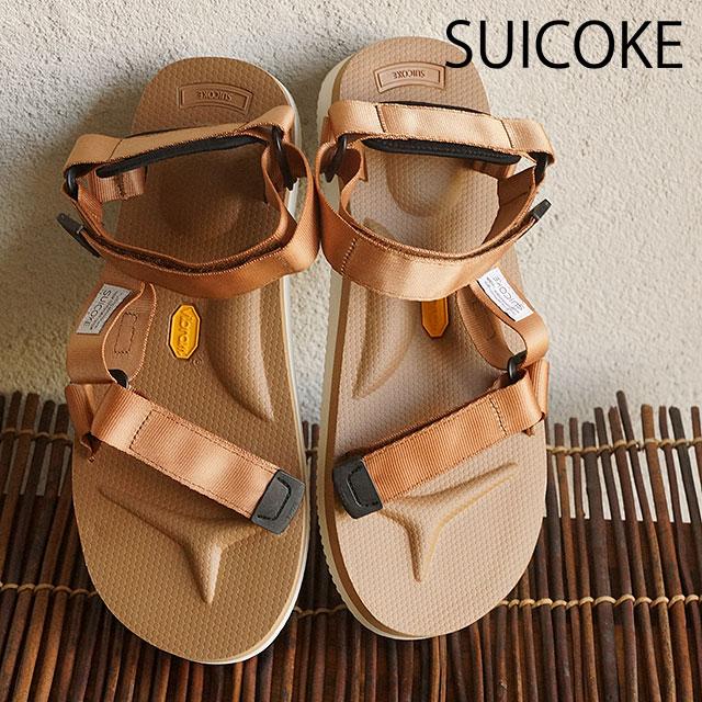 9e2f1dc4a941 suicoke sicock mens Womens Vibram sole Sandals SUICOKE DEPA-V BROWN (OG-22  V SS16)