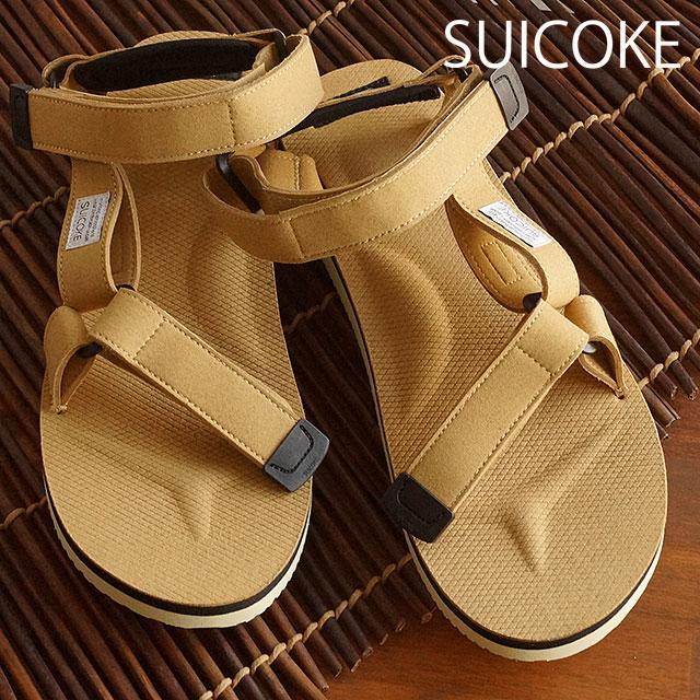 b7d890394309 suicoke Sui cook men gap Dis strap sandals SUICOKE DEPA-ECS BEIGE (OG-022A  SS16) shoetime