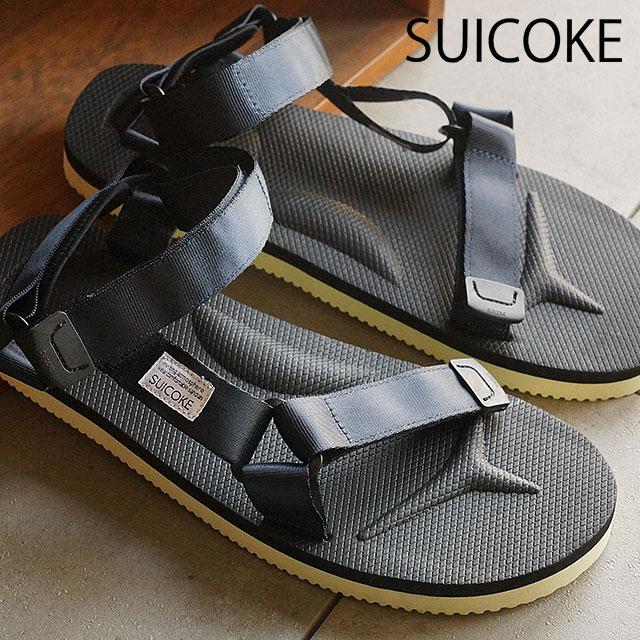 88f9f952b9a1 suicoke Sui cook men gap Dis strap sandals SUICOKE DEPA NAVY (OG-022 SS16)  shoetime