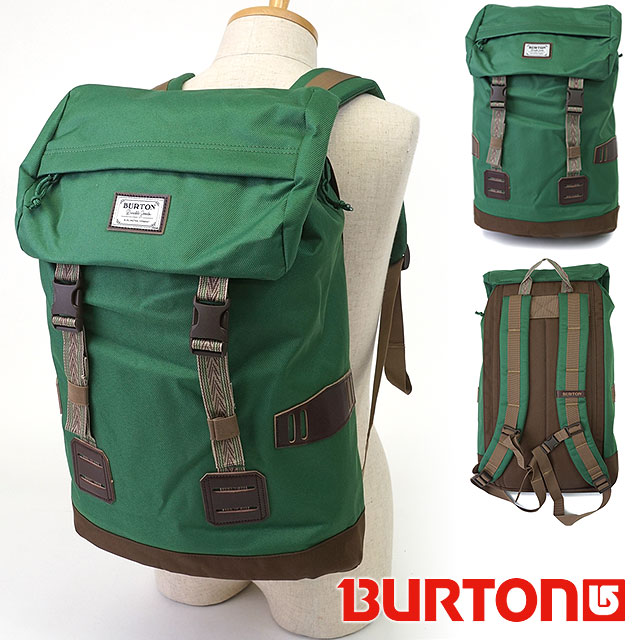 3fc3fd1791c3 Burton Tinder Pack backpack BURTON mens Womens 25 l Backpack Rucksack  TINDER PACK Fairway Twill (SS16)