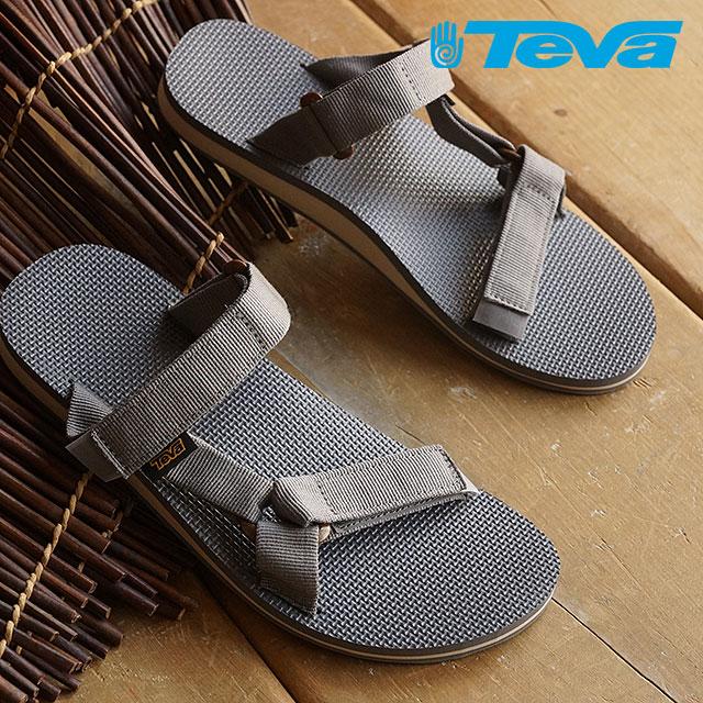 fba301827765 Teva men s universal Slide Sandals Teva M UNIVERSAL SLIDE GREY (1010171 SS16 )
