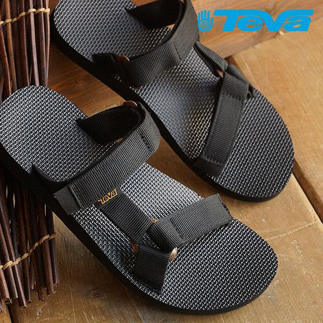 2269e6862eda Teva men s universal slide sandals Teva M UNIVERSAL SLIDE BLK (1010171 SS16)  shoetime