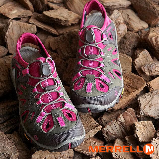 5af5ce828390 MERRELL メレルレディースウィメンズアウトドアスニーカー shoes ALLOUT BLAZE SIEVE オールアウトブレイズシーヴ  BOULDER FUSHA (65246) shoetime