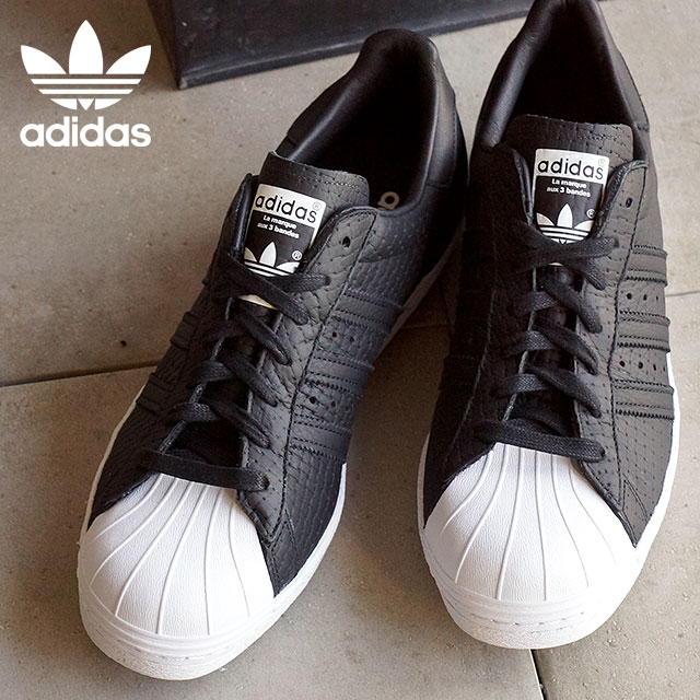 0c404bddc Black   core black   running white men gap Dis adidas Originals SUPERSTAR  80s WOVEN S75007 SS16 shoetime grr core Adidas originals superstar 80s