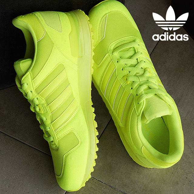 finest selection 1c4fd cb747 Adidas original Susette X 700 adidas Originals ZX 700 solar yellow / solar  yellow / solar ...
