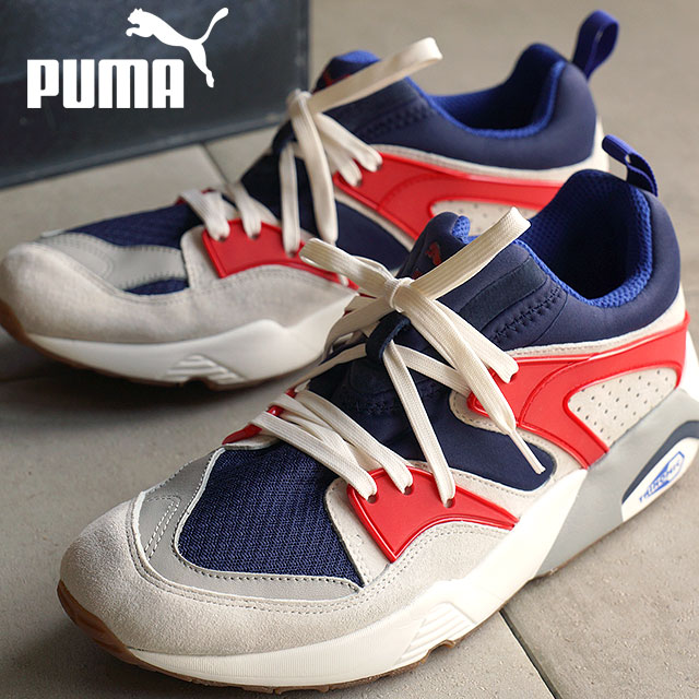 71f109df8d88e7 Puma men gap Dis sneakers blaze of Glory athletic PUMA BLAZE OF GLORY  ATHLETIC black   star white   high risk red (361