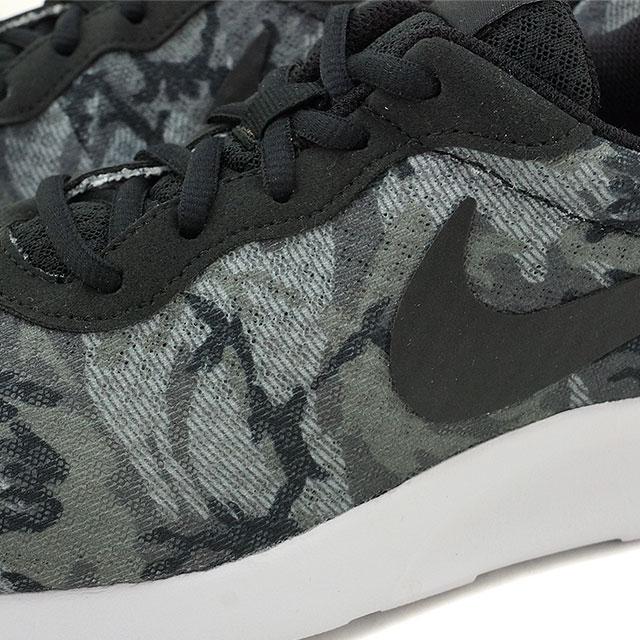 NIKE Mens sneakers Tanjung print NIKE TANJUN PRINT cool grey / black / Wolf  grey / dark grey (819893-001-SU16)