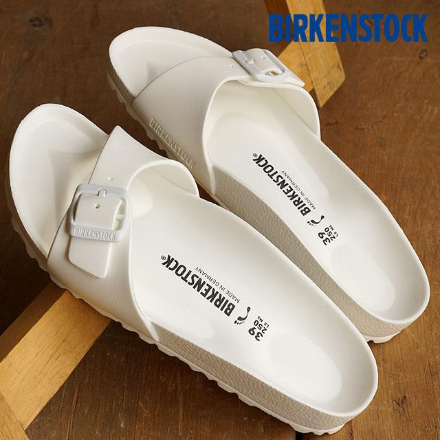 2b3619a0a1e ビルケンシュトックマドリッド EVA BIRKENSTOCK sandal men gap Dis MADRID WHITE  (GE128183 GE128181)
