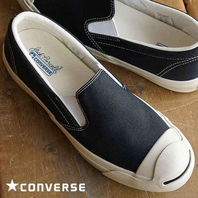 5819745f691c Converse Jack Pursel wash out slip-on 2 CONVERSE JACK PURCELL WASHOUT SLIP-ON  II charcoal men gap Dis (32262787 SS16) shoetime