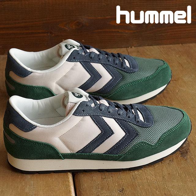 Buy Authentic Hummel Reflex Nyhavn Men Sneakers Sneakers Hummel mens Green HUMMEL Mens Sneakers