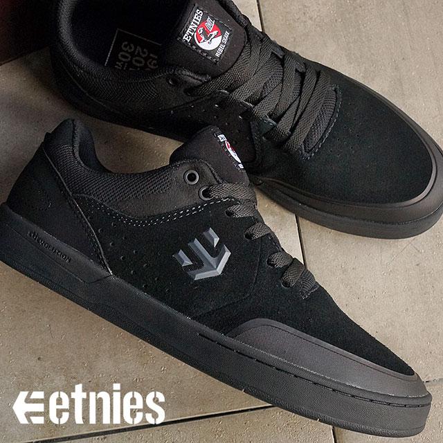 Etnies Marana XT ETNIES men's women's Skate Shoes Sneakers MARANA XT Black  / Black / gum (SS16)