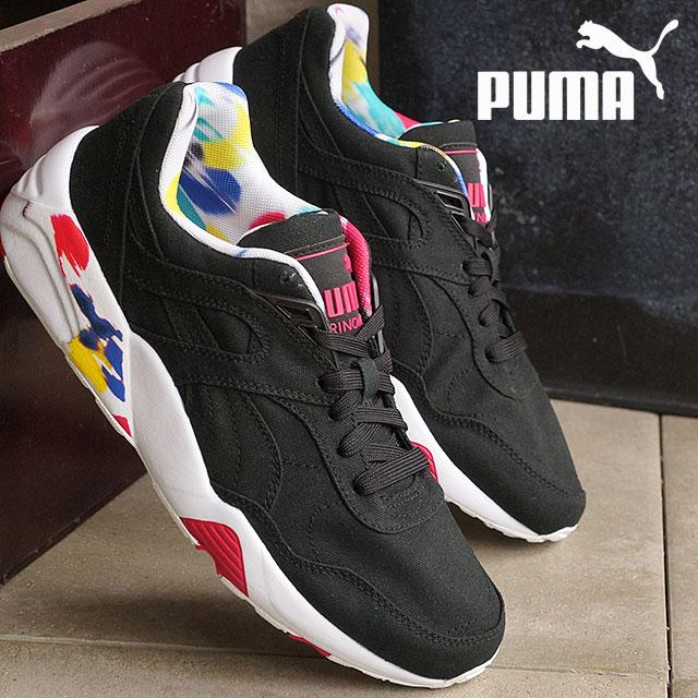 a12f3dd4f00c Puma Lady s sneakers R698 BLUR women PUMA R698 BLUR WOMENS black   white    rose red (360
