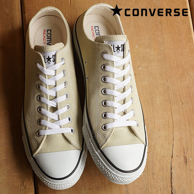 90014bfd743ad2 Converse suede all-stars colors R OX men gap Dis CONVERSE SUEDE ALL STAR  COLORS R OX sand beige (32158369 SS16) shoetime