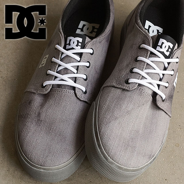 D sea shoes trace TX SE J DC SHOES men gap Dis skating shoes sneakers TRASE TX SE J BLACK DENIM (ADYS30123J SU16) shoetime